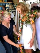 flora and fauna fashion show