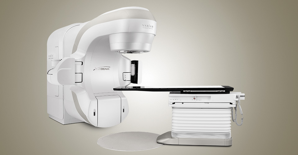 varian truebeam radiation oncology